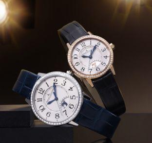Jaeger LeCoultre Rendez-Vous Watches